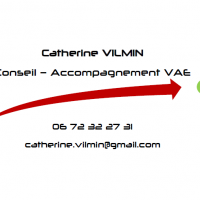 logo entreprise : Catherine VILMIN